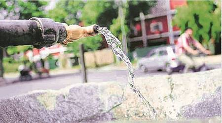water supply, water supply in mohali district, water supply issue in mohali, mohali faces water supply issue,chandigarh city news, indian express