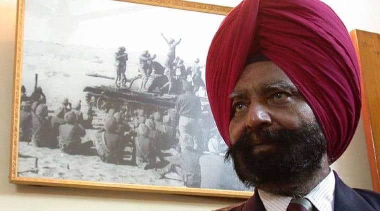 Hero of Battle of Longewala,Brigadier Kuldip Singh Chandpuri, dies
