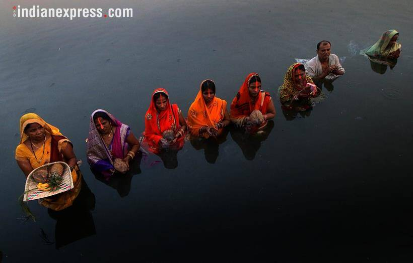 Chhath Puja celebrated with fervour across the country