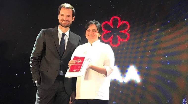 Garima Arora becomes first Indian woman to win a Michelin Star
