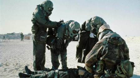 BMC prepares SOP to tackle chemical, biological, radiological and nuclear attack