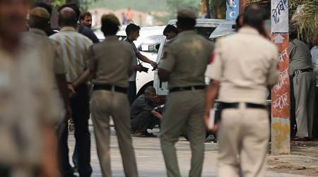 anti india slogans, sedition, people booked on sedition charges, protest, indian express