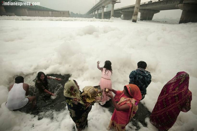 Chhath Puja celebrated with fervour across north India