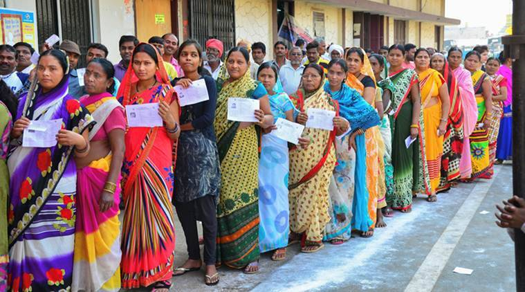 Chhattisgarh registered a voter turnout of 74.17 per cent after voting was held in two phases for the 90-seat Assembly last month.