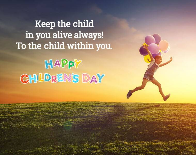 Happy Children S Day 2018 Wishes Quotes Quotes Status Messages Sms Photos Wallpaper Pictures Lifestyle News The Indian Express