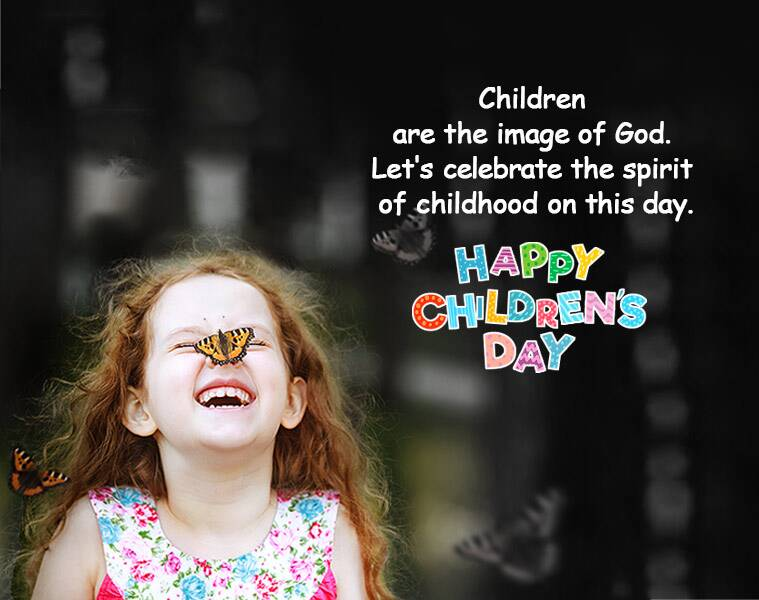 Happy Children's Day 2018: Wishes, Quotes, Quotes, Status ...