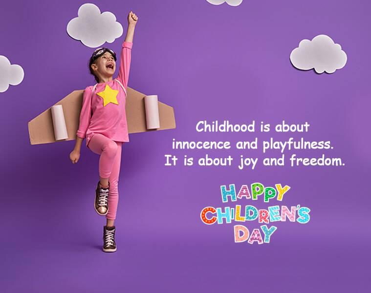 Happy Children's Day 2018: Wishes, Quotes, Quotes, Status
