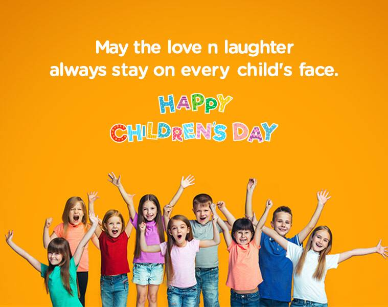 Happy Childrens Day 2018 Wishes Quotes Quotes Status Messages