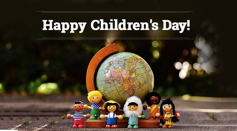 Happy Children's Day 2018 Wishes Images, Quotes, Status, Greeting Card, Messages, SMS, Photos, Wallpaper, Pictures
