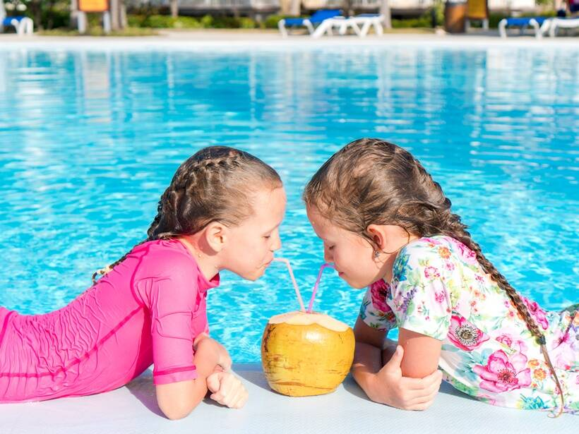 health benefits of coconut water for kids