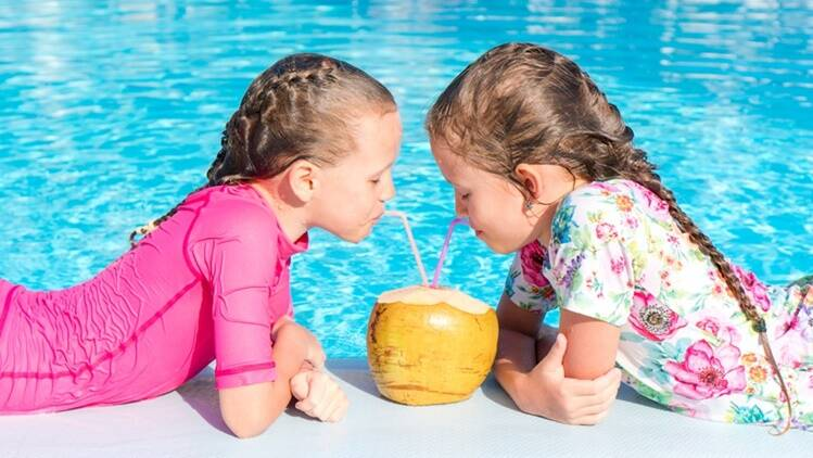 Boost your child's energy with coconut water | Parenting News,The Indian Express