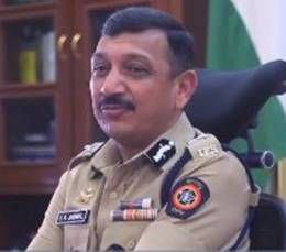 Interview with Mumbai Police Commissioner SK Jaiswal