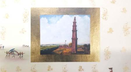 exhibition Delhi, Delhi, art exhibition in Delhi, Seema Bhalla, William Dalrymple, British history, India history, painting exhibition, Indian express