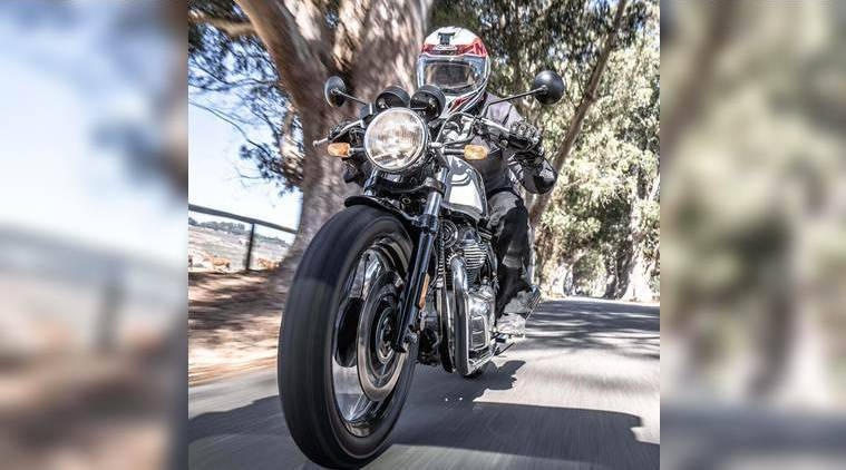 According to the company, Continental GT 650 will appeal especially to sporting riders with its optional single seat, sculpted fuel tank, rearset footrests and race-style clip on handle bars. (Royal Enfield official website)