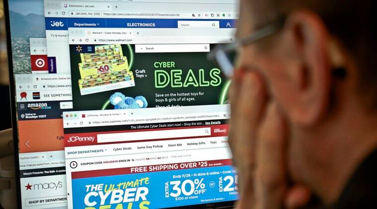 Cyber Monday set to become biggest US online shopping day