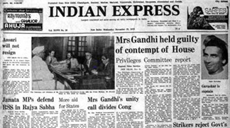 November 22, 1978, Forty Years Ago: Indira In Contempt