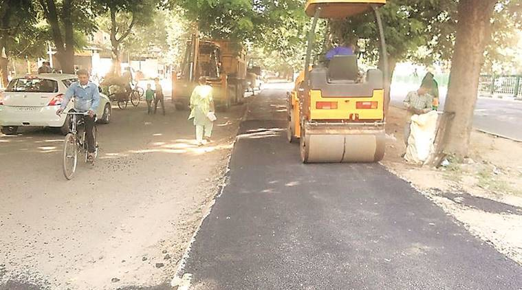 Green drive: Chandigarh starts constructing 99-km-long stretch of cycle track