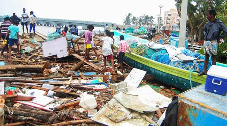 Cyclone Gaja: Death toll mounts to 45; Palaniswami urges Opposition leaders to join relief work