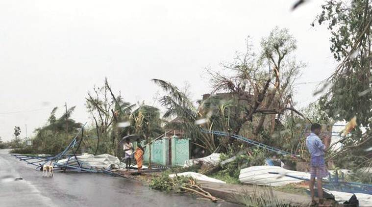 Cyclone Gaja: Less than half of 1.34 lakh electric poles restored, 20,000 workers race against time