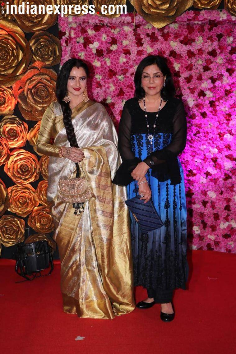 rekha and zeenat aman
