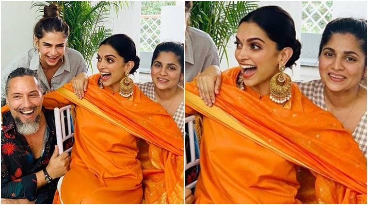 Deepika Padukone pre-wedding festivities: The actor looks ...
