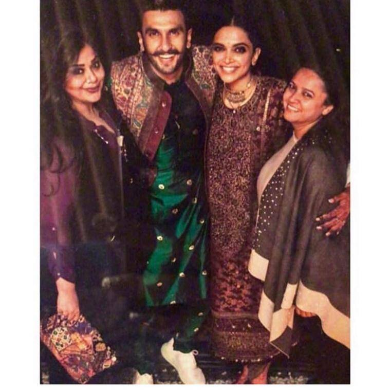 ranveer, deepika chooda ceremony