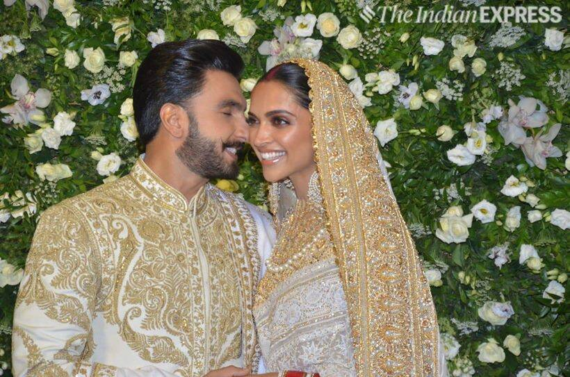 deepika padukone reception