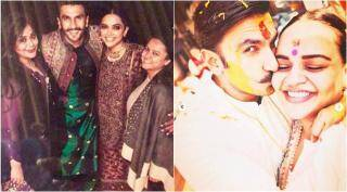 Here are all the latest photos from the wedding festivities of Deepika and Ranveer