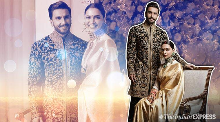 Deepika Padukone Ranveer Singhs Bengaluru Wedding Reception
