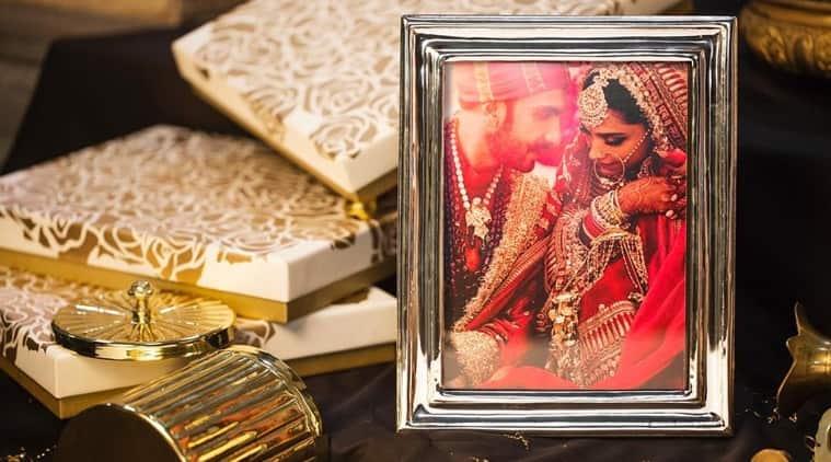 deepika padukone, ranveer singh wedding gifts