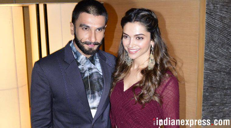 FIRST PICS OUT! Deepika Padukone and Ranveer Singh as bride and groom