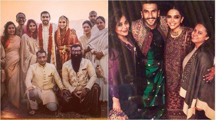 Newlyweds Deepika Padukone and Ranveer Singh are in Mumbai