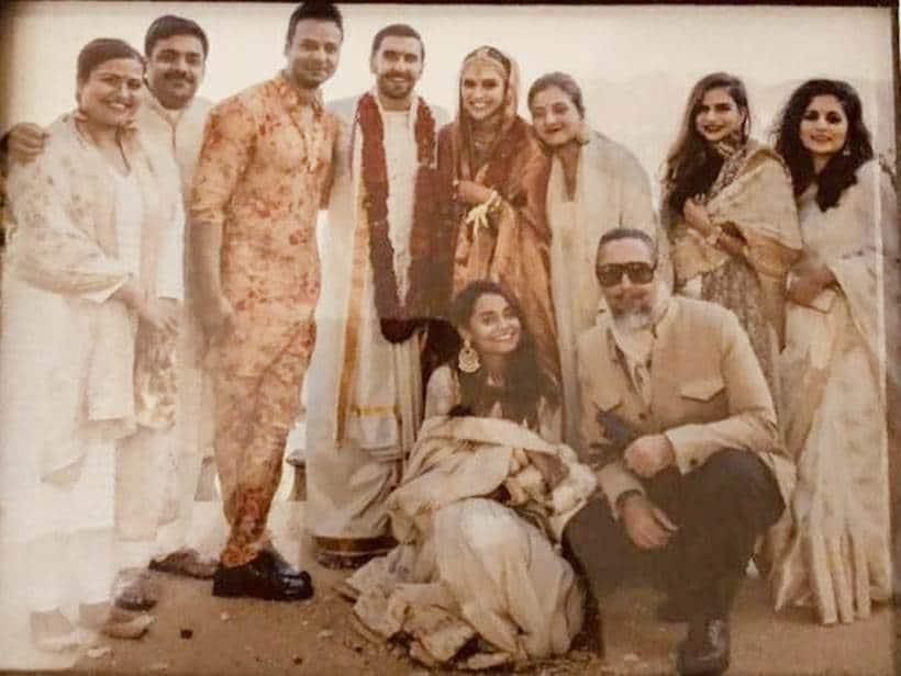 DeepVeer wedding Ranveer singh Deepika Padukone