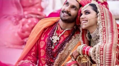ranveer and deepika photos of north indian wedding