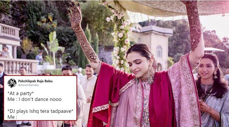 First came the #DeepVeer wedding pics, now there are memes ...