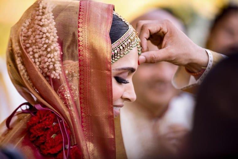 South meets North in Deepika and Ranveer's Konkani wedding ...