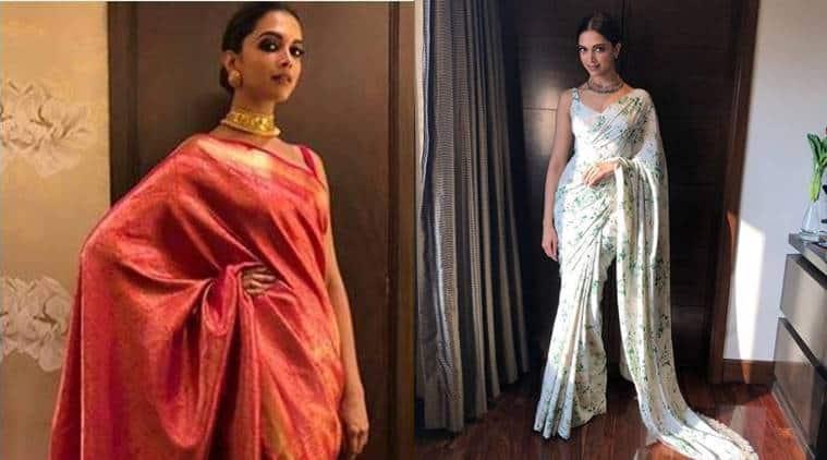Will Deepika Padukone pick a Sabyasachi sari for her ...