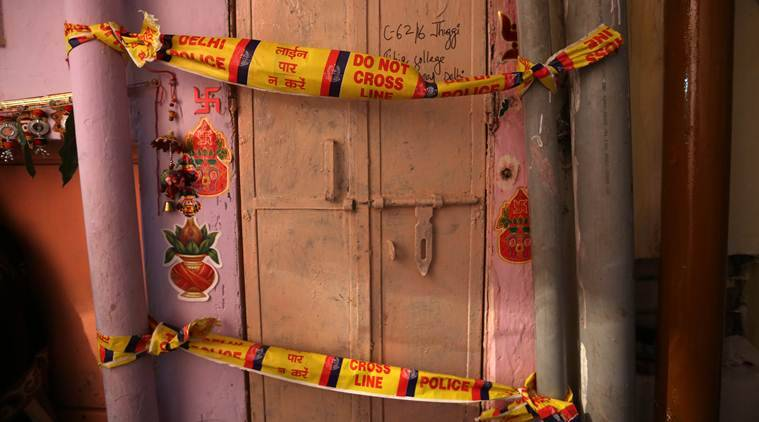 Delhi: Charred bodies of two kids recovered from building