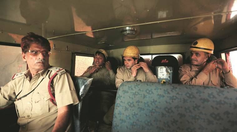 For Delhi's firefighters, Diwali means toxic fumes with short breaks