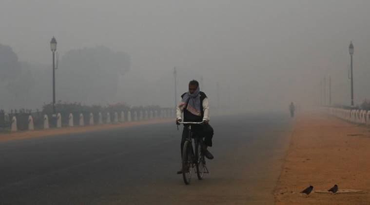 Delhi's air quality slips to 'very poor' a day after recording 'unusual improvement'