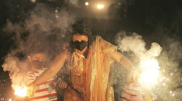 Crackdown on crackers in cities, over 300 arrests in Delhi alone