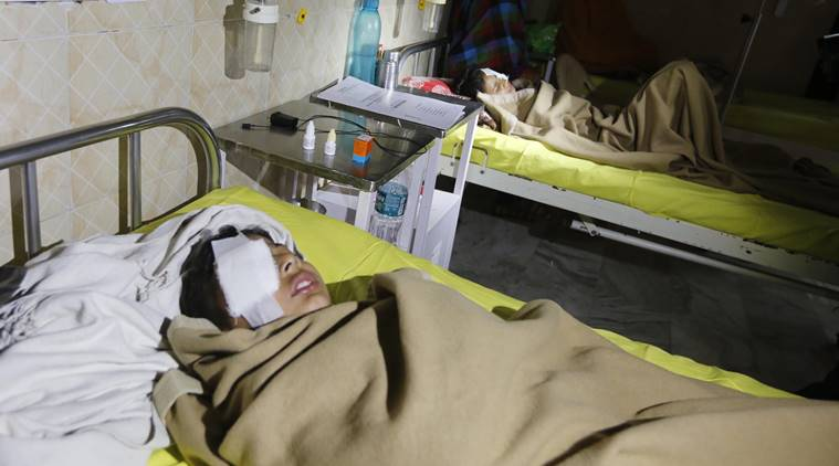 Chandigarh: 32-yr-old may lose vision after injuring eye while bursting crackers on Diwali