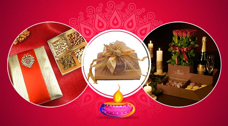 diwali gifts, diwali gift hampers, diwali 2018, diwali, diwali gift options, hamper optios, diwali hamper options, indian express, indian express news