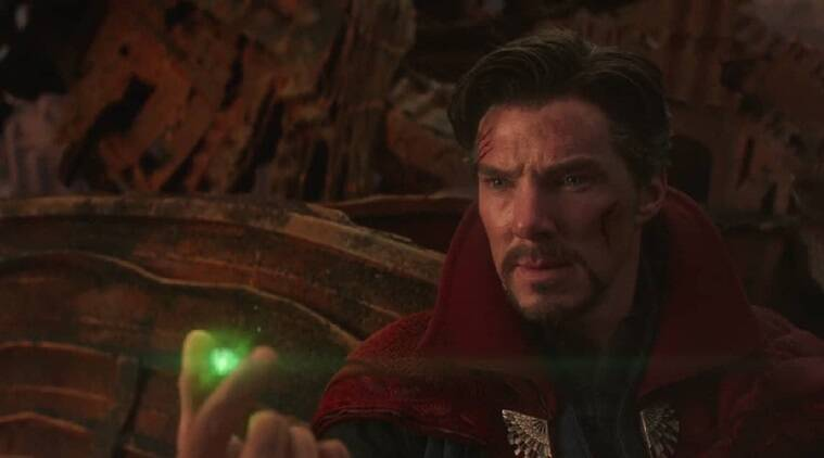 doctor strange death avengers infinity war