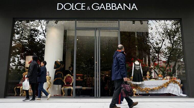 Dolce & Gabbana show in Shanghai cancelled after offensive ad campaign