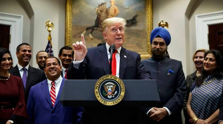 Full text: Donald Trump's speech during Diwali celebrations at White House