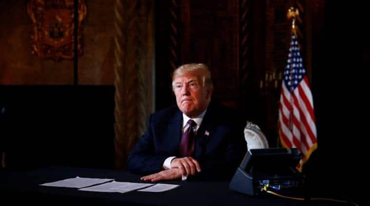 Donald Trump, Donald Trump shutdown warning, Mexico border, US Mexico border, World news, Indian Express
