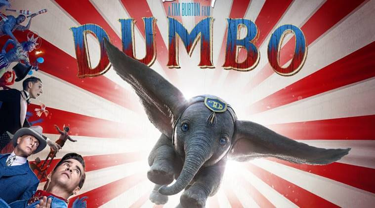 Tim Burton's remake of Dumbo not 'too sweet', says Colin Farrell