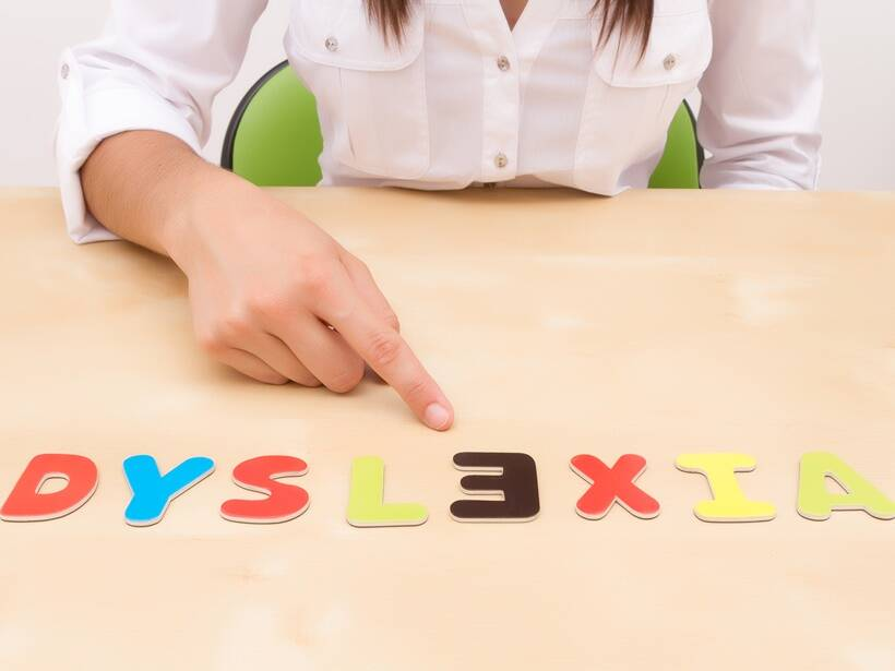dyslexia kids, early childhood