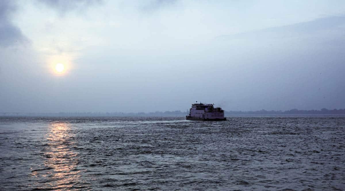 Noida news, Ganga water, Greater Noida, history of Ganga, Noida master reservoir, Noida hard water, Indian express